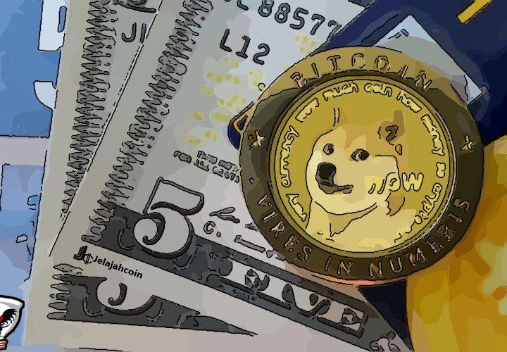 BOT Telegram Penghasil Dogecoin Terbaik 2020!
