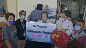 Peduli Covid-19, Indodax Bantu Ratusan Rumah dan Sejumlah Pati Jompo