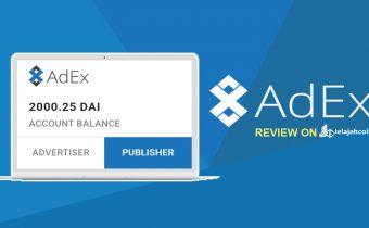 Review: Adex Ad Network dan Bukti Pembayaran