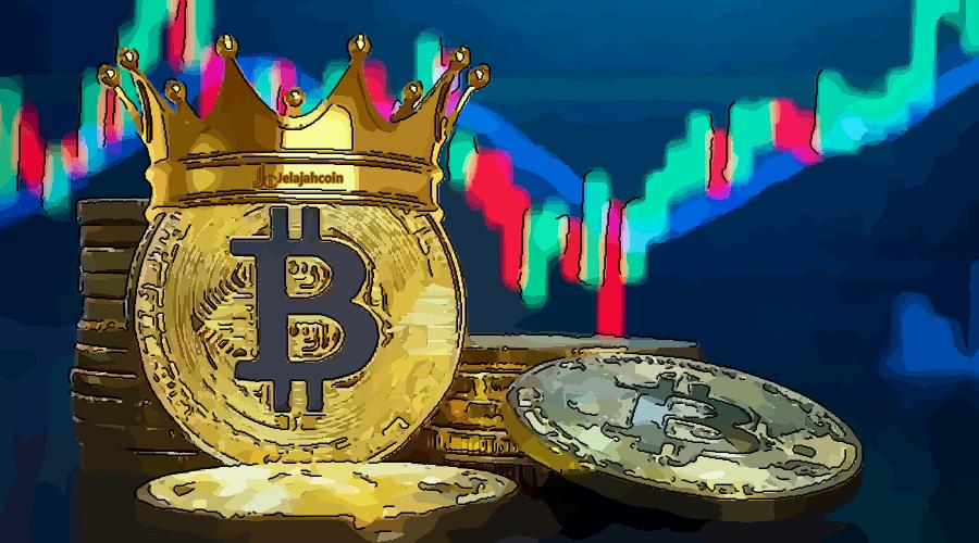 Pangsa Pasar Menipis, Bitcoin Akan Tetap Menjadi Raja?