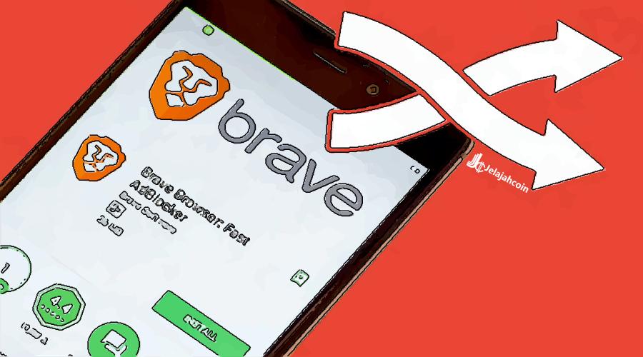 Brave Browser Alihkan URL Binance US ke Link Affiliasi