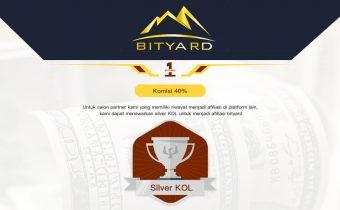 Bityard: Transaksi Sederhana, dan 10 Juta Dukungan Dana Tingkatkan Multinasional