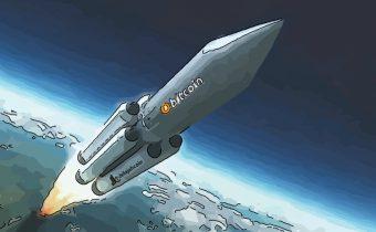Bitcoin Berhasil Menembus 'Atmosfer' 10 Ribu Dolar