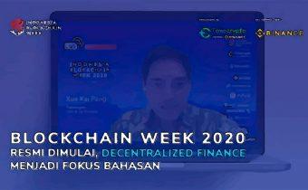 IBW 2020 Resmi Dimulai, Decentralized Finance Menjadi Fokus Bahasan