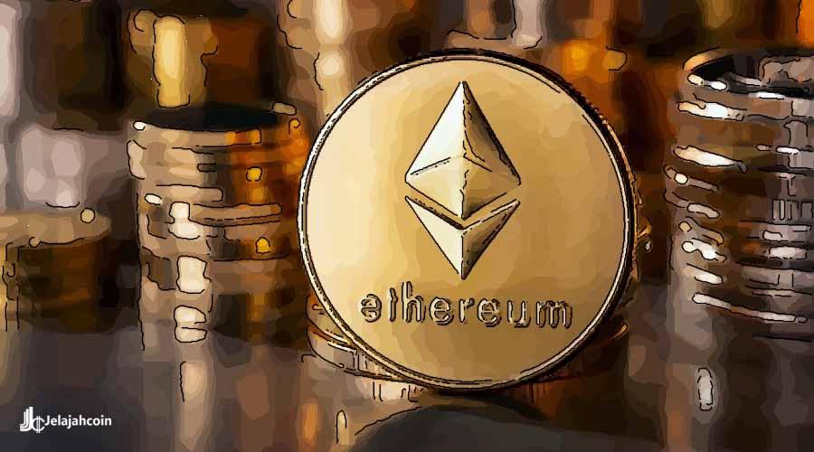 Ethereum Naik Hampir 200% Karena Perkembangan Decentralized Finance