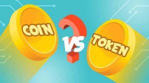 perbedaan coin dan token