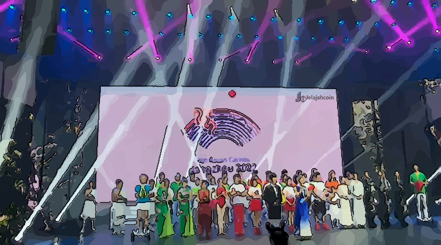 Tiket Asian Games 2022 Akan Diproses Menggunakan Blockchain