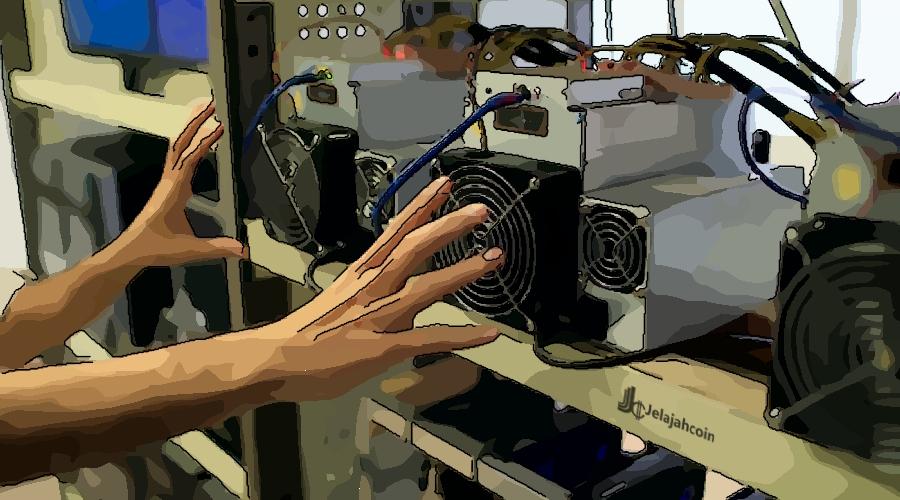 Difficult Penambang Bitcoin Ditetapkan Untuk Turun 2 Digit