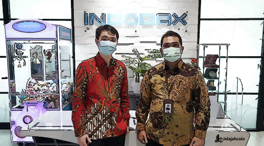Indodax Rangkul Bank BRI Sebagai Metode Penyetoran Baru