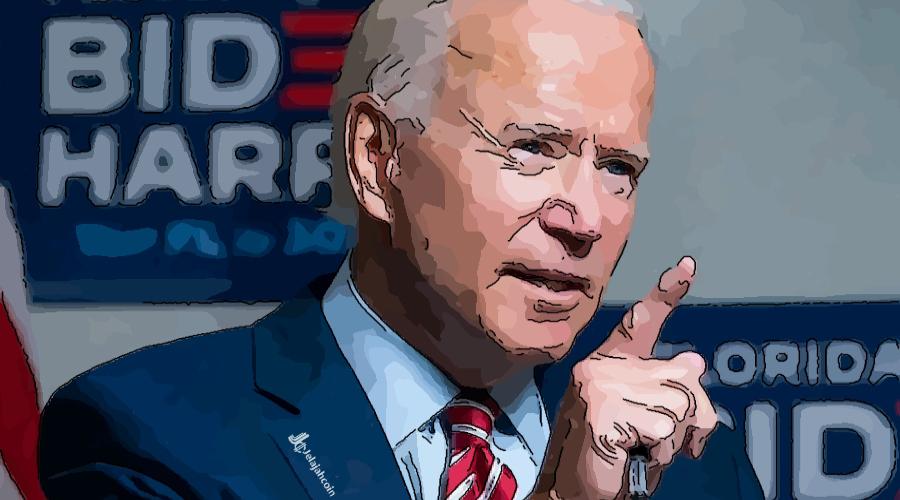 Rencana Joe Biden Pakai Bitcoin Untuk Pimpin Dep Keuangan AS