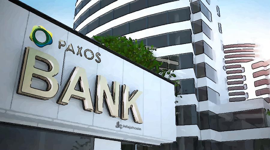 Paxos Ingin Membuka Bank Crypto Nasional Secara Resmi